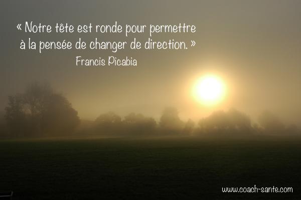 changer de direction